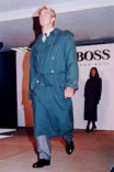 Chris Lawson Hugo Boss show